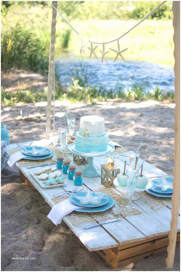 Bridal Shower Invitations Beach theme 8 Of the Most Amazing Bridal Shower Ideas We Ve Ever Seen