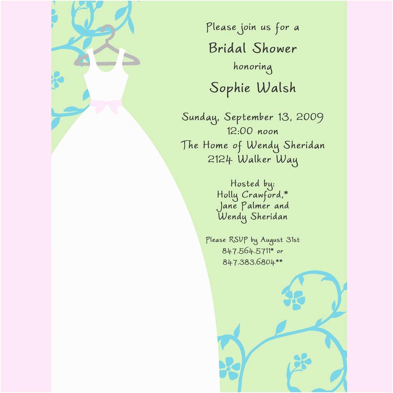 Bridal Shower Invitations Bridal Shower Bridal Shower Invitation Wording Card