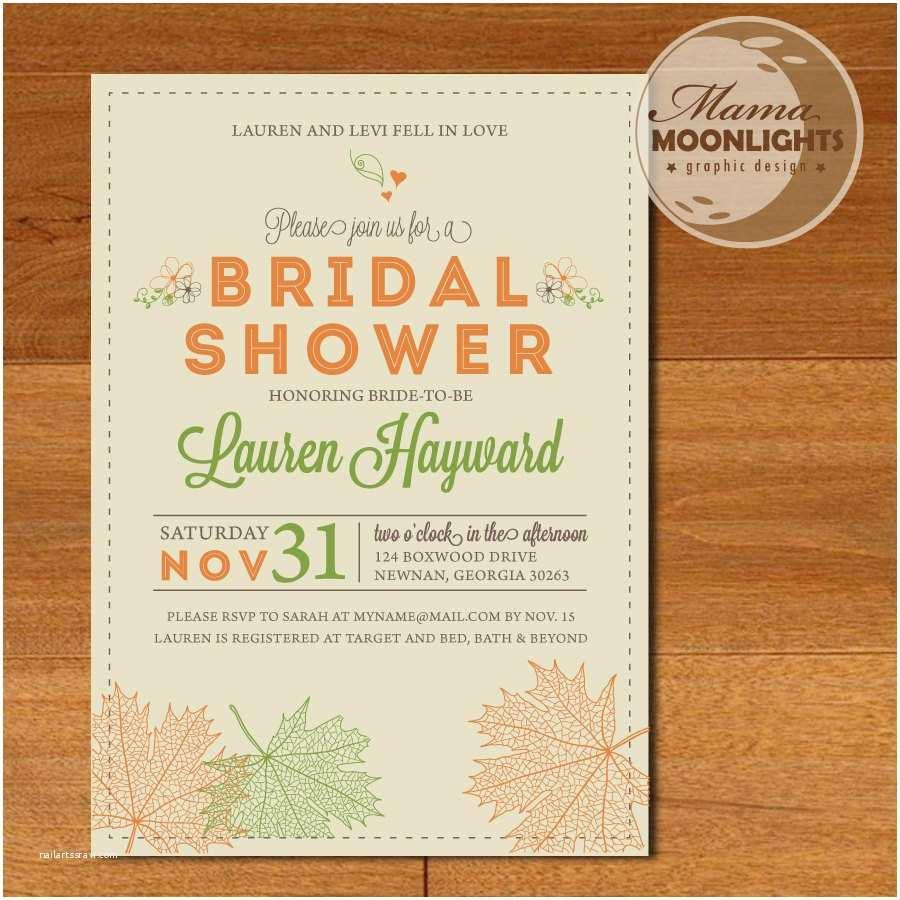 Bridal Shower Invitations Modern Bridal Shower Invitations Template