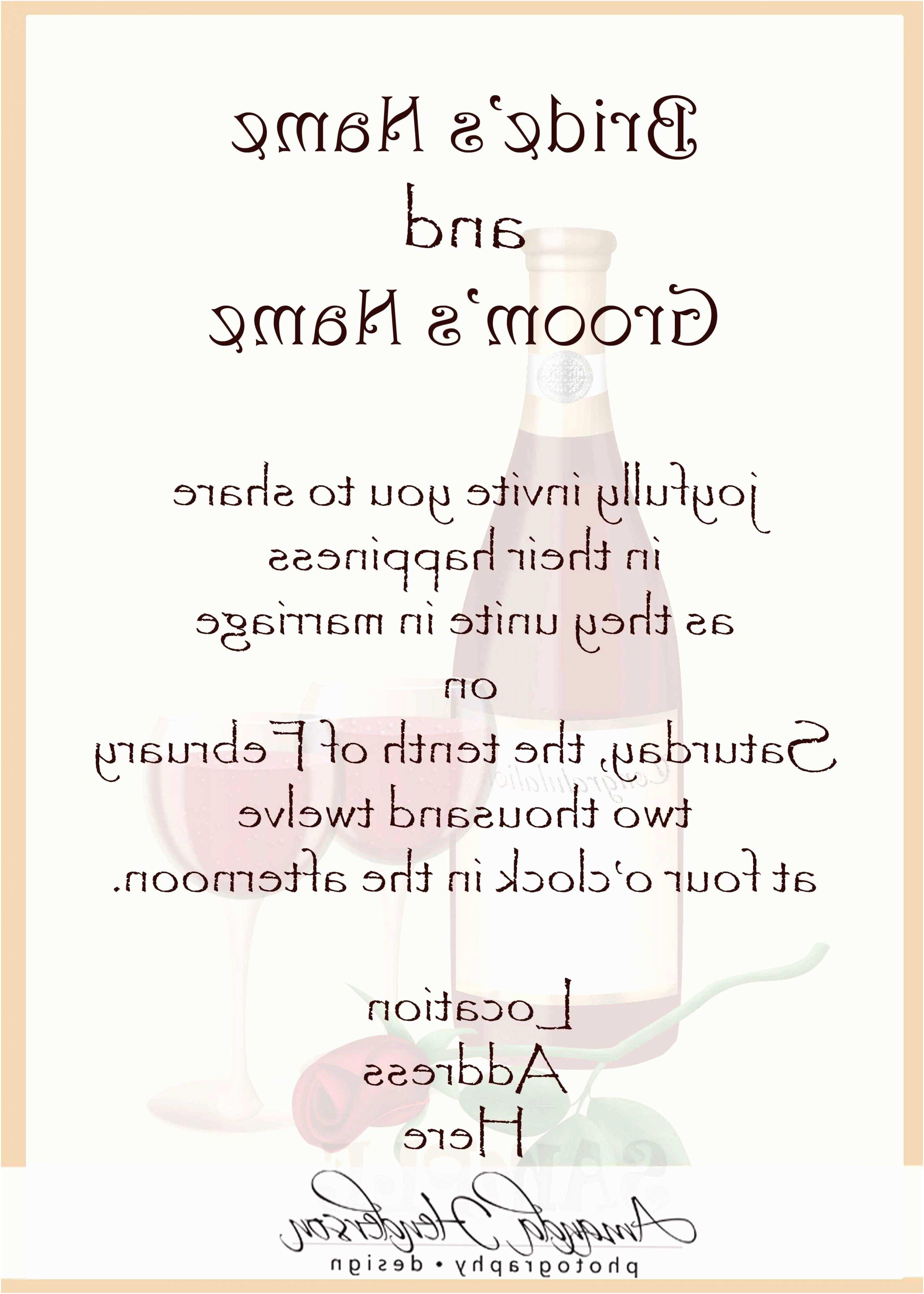 Bride and Groom Wedding Invitations Wedding Invitation Wording Examples Bride and Groom