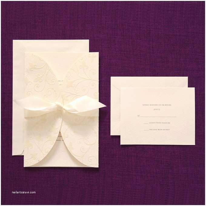 Brides Wedding Invitation Kits Brides Wedding Collection Michaels