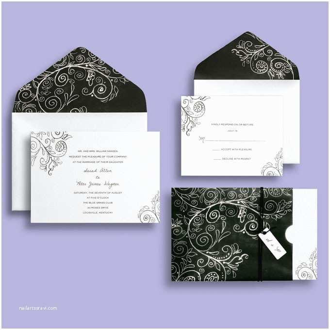 Brides Wedding Invitation Kits Michaels Wedding Invitation Kits Yaseen for