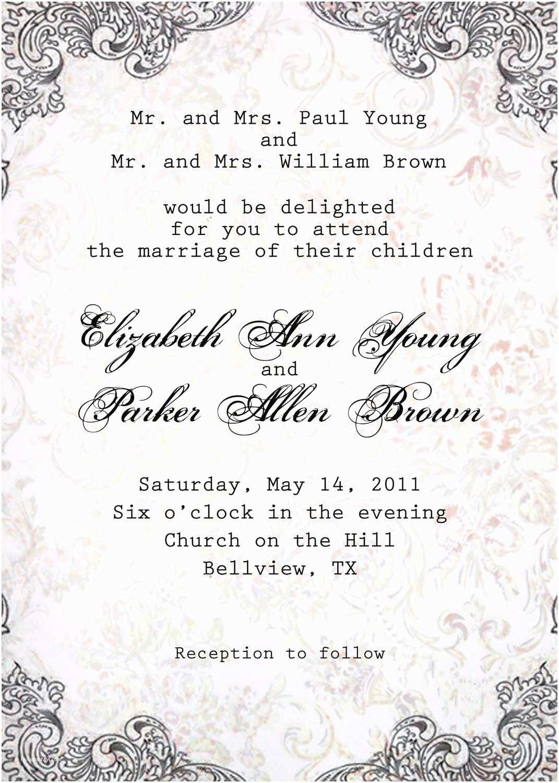 Brides Wedding Invitations Bridal Shower Bridal Shower Invitation Samples Card