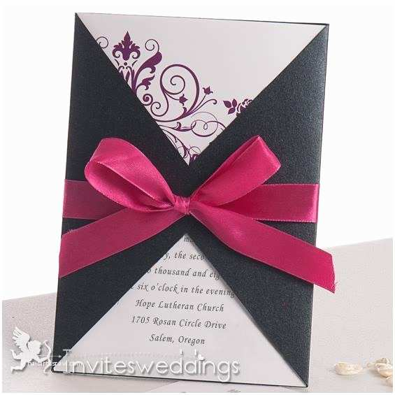 Budget Wedding Invitations Cheap Wedding Invitations Weddbook