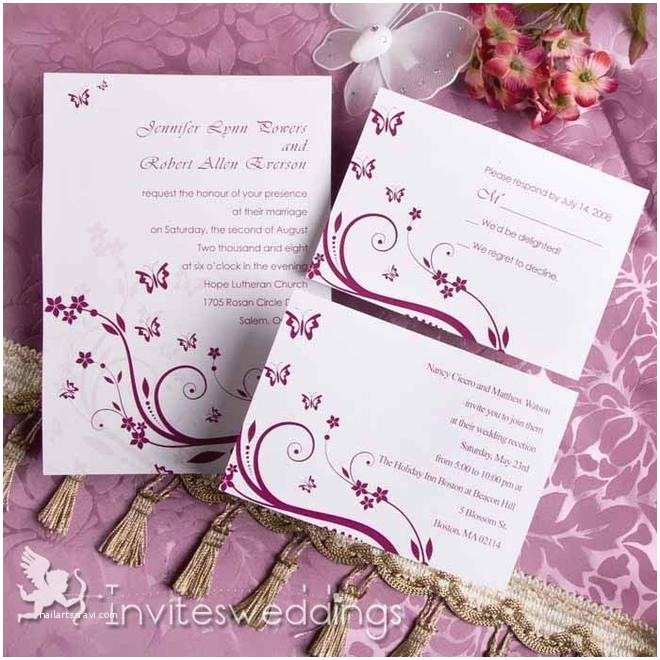 Budget Wedding Invites Cheap Wedding Invitations Weddbook