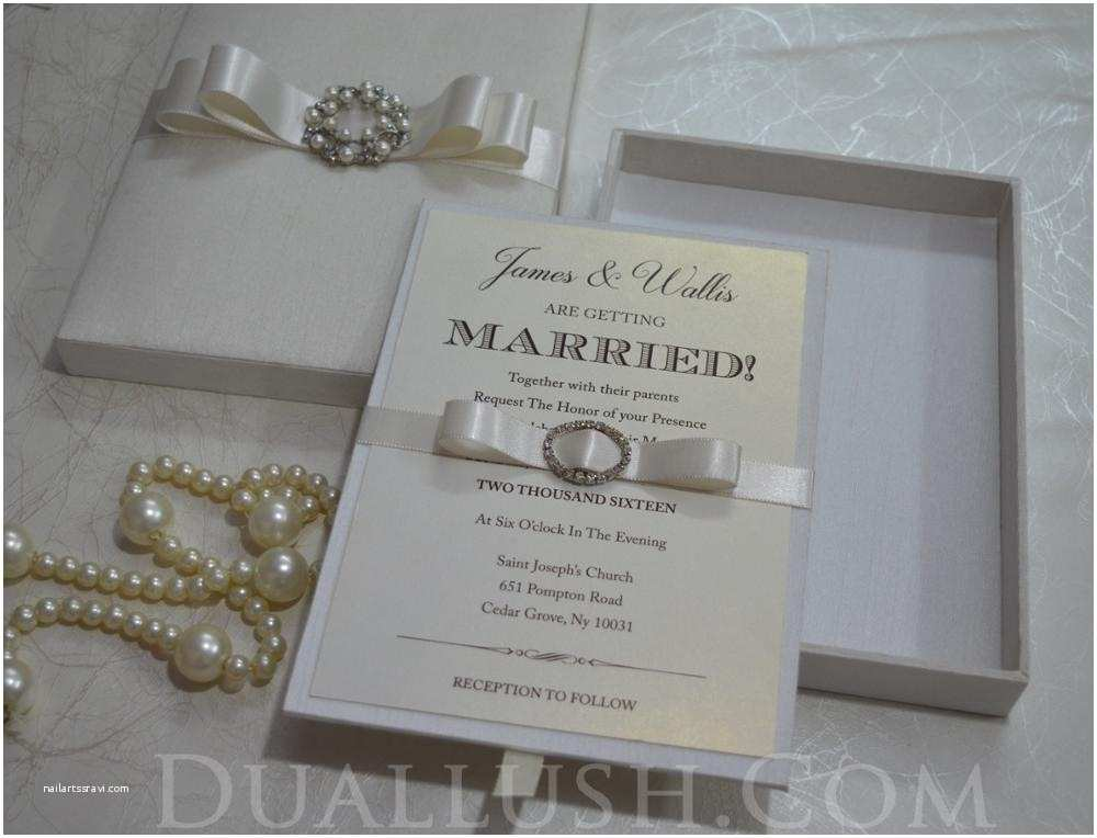 Bulk Wedding Invitations Elegant Wedding Invitation Box wholesale Wedding