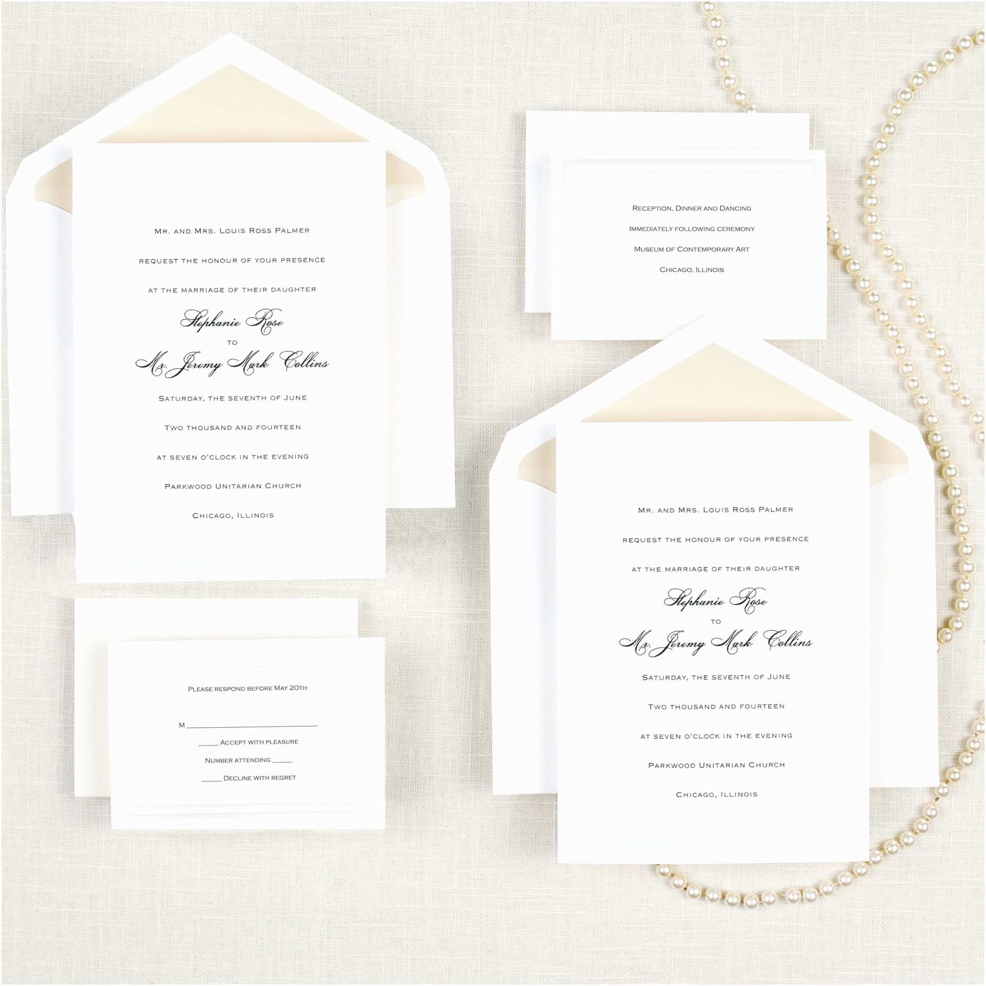 Bulk Wedding Invitations Exceptional Bulk Wedding Invitation Kits 1 Cheap Ideas