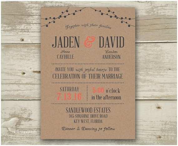 Burgundy and Gray Wedding Invitations Wedding Invitation Invitations Invite Invites Announcement
