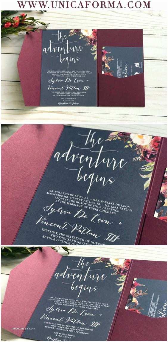 Burgundy And Navy Wedding Invitations 25 Best Ideas About Navy Wedding Invitation Suites