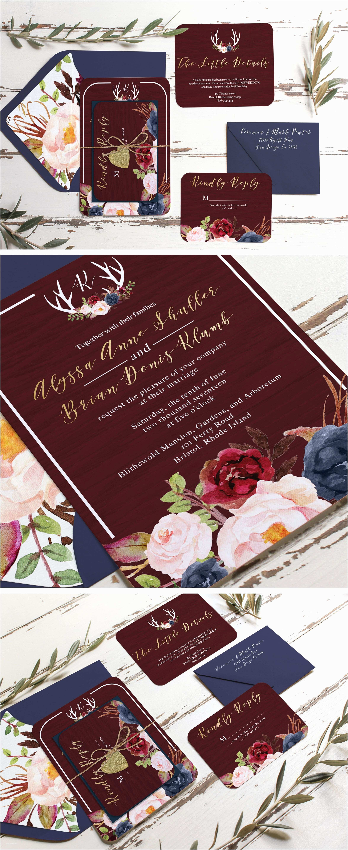 Burgundy And Navy Wedding S Marsala Burgundy Gold And Navy Rustic Wedding