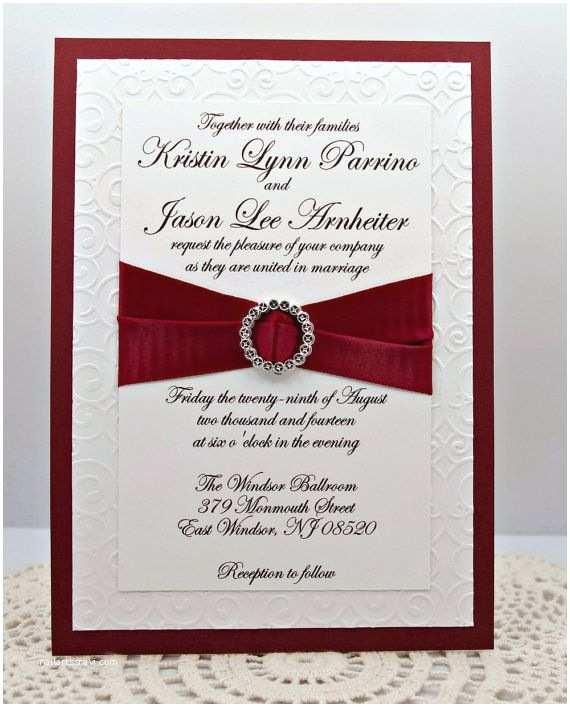 Burgundy and White Wedding Invitations 35 Best Burgundy and White Weddings Images On Pinterest