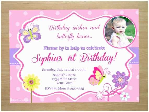 Butterfly Birthday Invitations butterfly Birthday Invitations Ideas – Bagvania Free