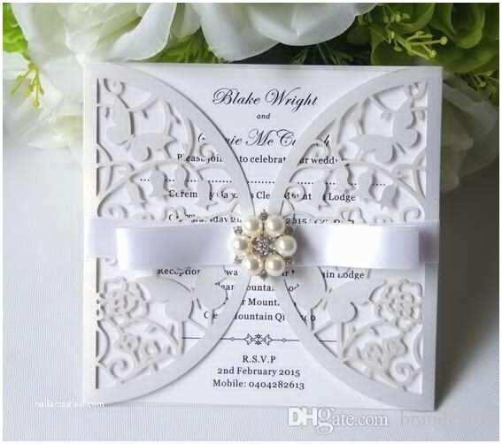 Butterfly Wedding Invitations Elegant Hollow butterfly Wedding Invitations Cards Palace