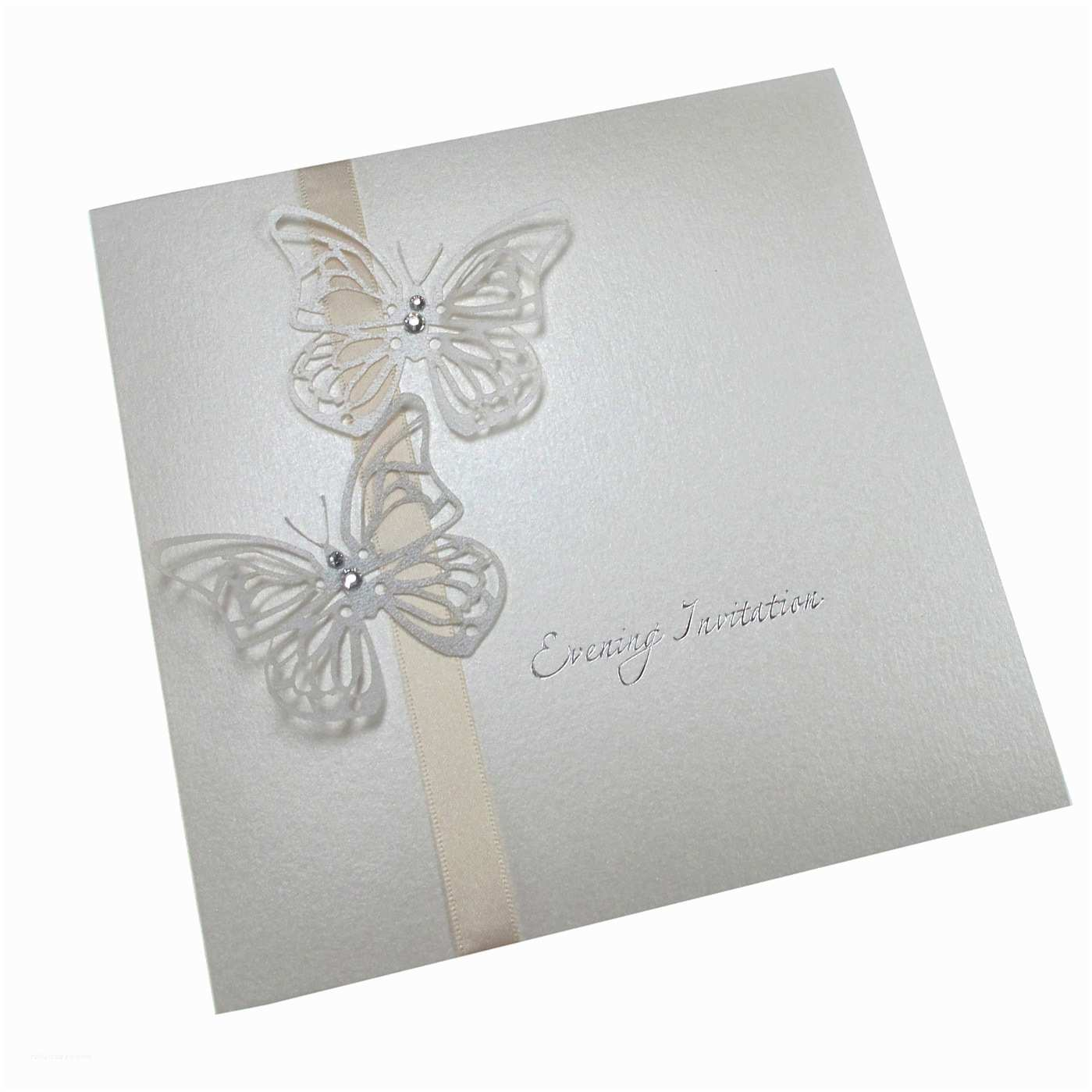 Butterfly Wedding Invitations Templates butterfly Invitation Card