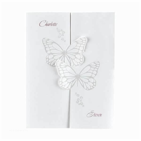 Butterfly Wedding Invitations Wedding Invitations 60 Unique and Inspirational Design Ideas