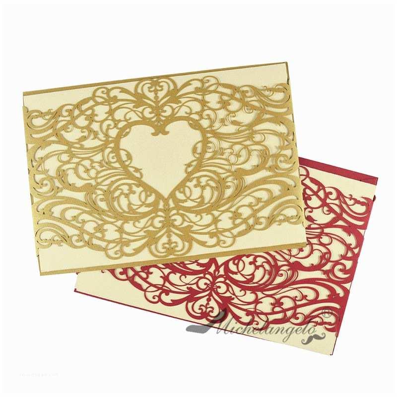 Buy Wedding Invitation Kits 100 Set Personalized Laser Cut Elegant Lace Wedding Invitation Card Envelope Kit