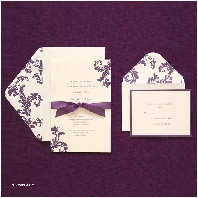 Buy Wedding Invitation Kits Brides Wedding Collection Michaels Wedding Invites & Stationery S
