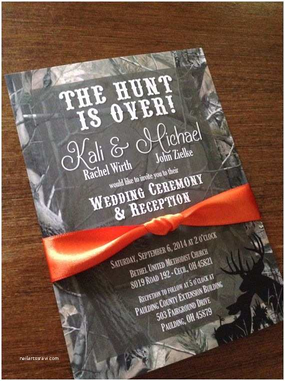 Camo Wedding Invitations 25 Best Ideas About Camo Wedding On Pinterest