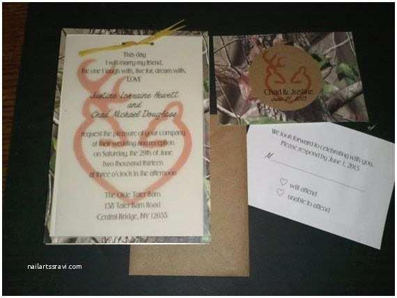 Camo Wedding Invitations Cheap 15 Best Wedding Invitations Images On Pinterest