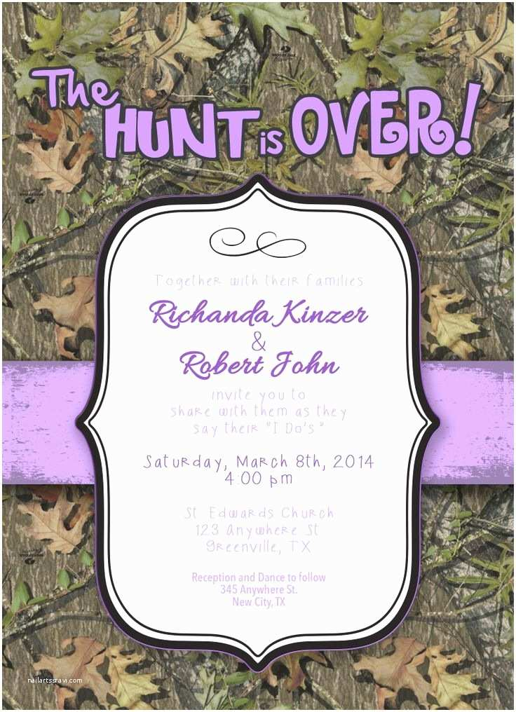 Camo Wedding Invitations Cheap Staggering Camo Wedding Invitations