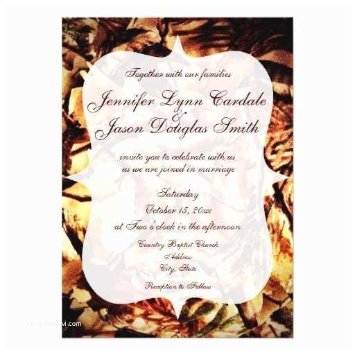 Camouflage Wedding Invitations Camo Invitations Cake Ideas And