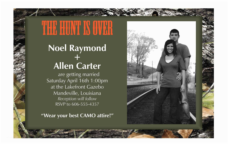 Camouflage Wedding Invitations Hunters Camo Ideas Camo Camouflage Camouflage Wedding