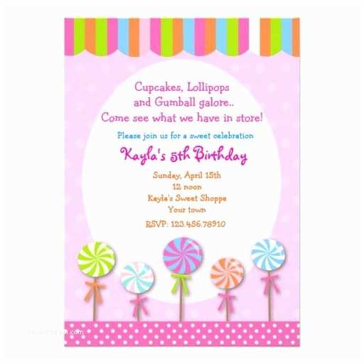 Candyland Baby Shower Invitations 399 Best Candyland Birthday Party Invitations Images