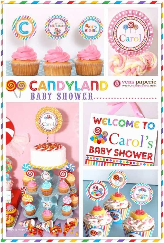 Candyland Baby Shower Invitations Candyland Baby Shower Invitations Party
