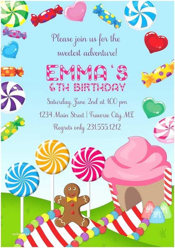 Baby Shower Invitations  Invitation Girls Birthday Invitations