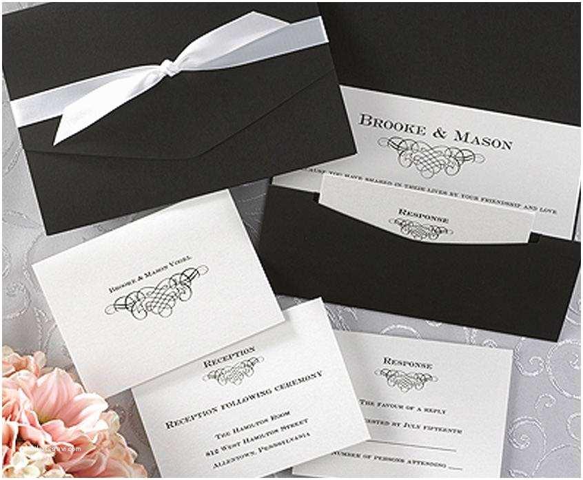 Carlson Craft Wedding Invitations Carlson Craft Wedding Invitations A Birthday Cake