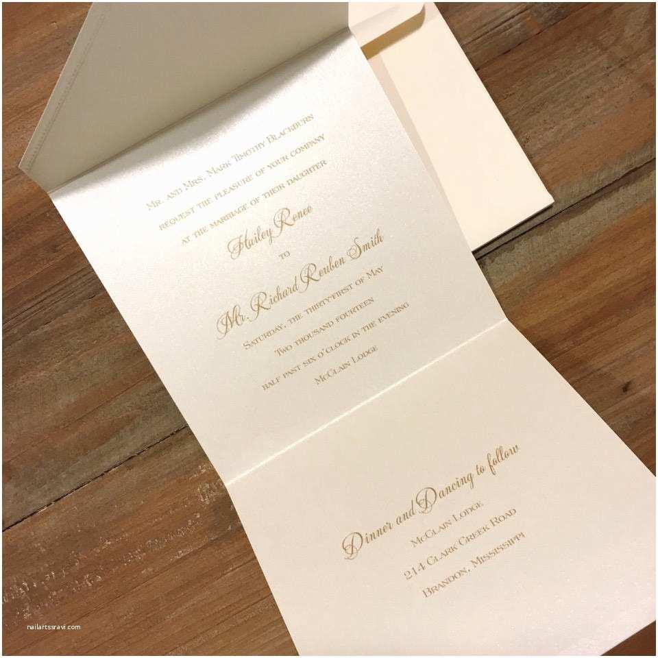 Carlson Craft Wedding Invitations Carlson Craft Wedding Invitations Designs