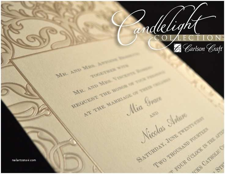 carlson craft invitations and ts