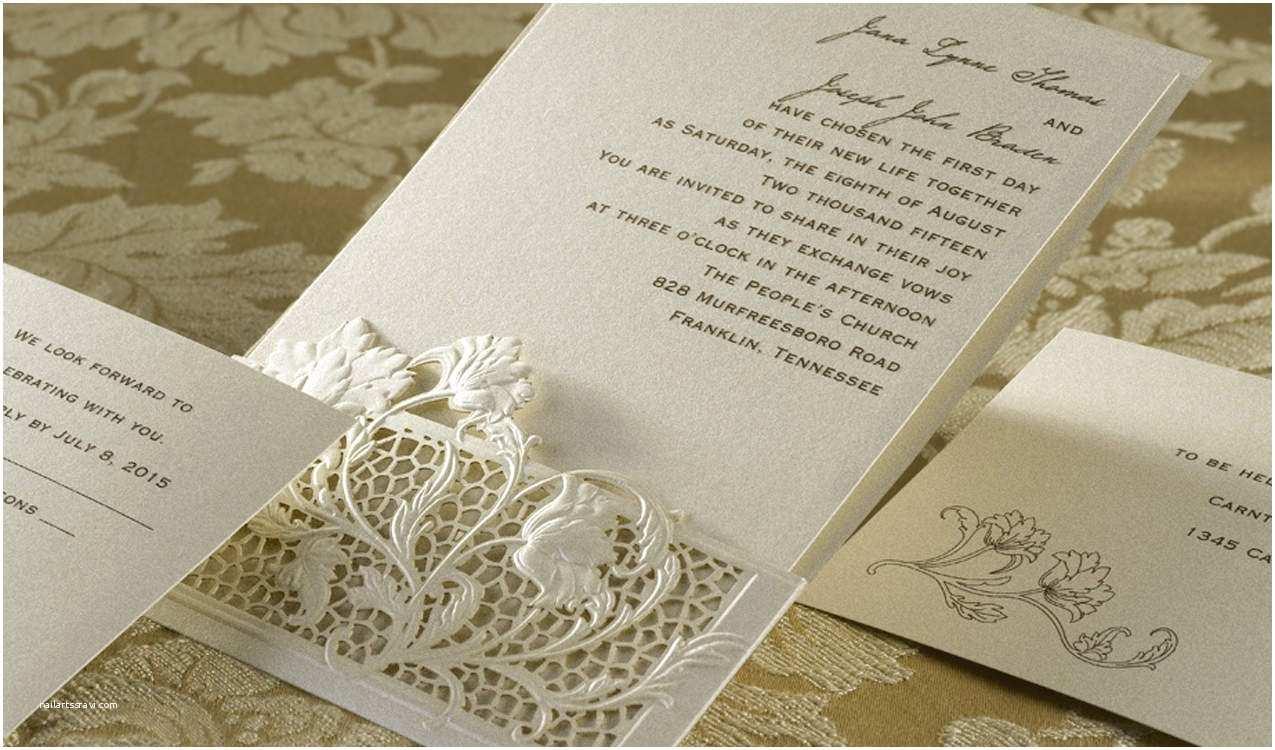 Carlson Wedding Invitations Carlson Craft Wedding Invitations Designs