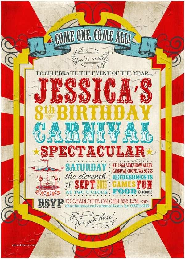 Carnival Party Invitations 23 Carnival Invitations Free Psd Vector Eps Ai