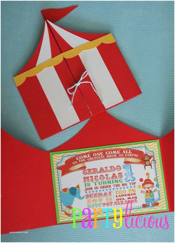 Carnival Party Invitations Best 25 Circus Party Invitations Ideas On Pinterest