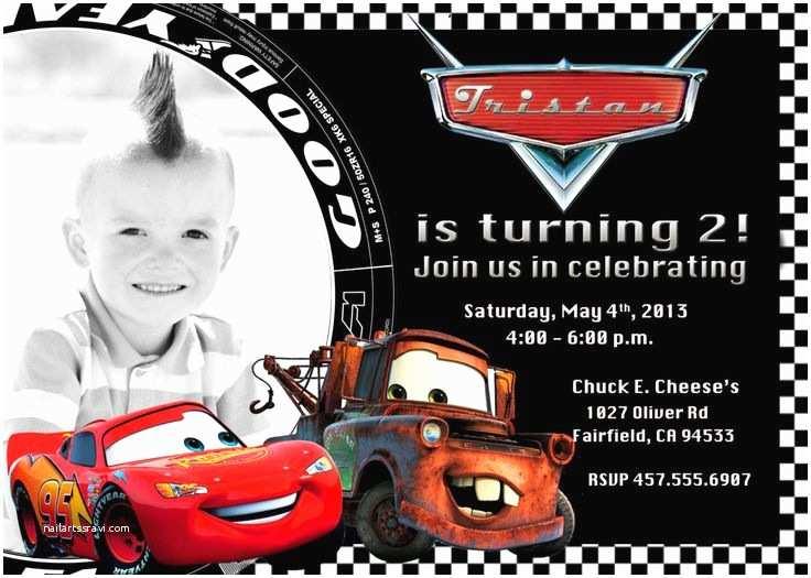 Cars Birthday Invitations Best 25 Cars Birthday Invitations Ideas On