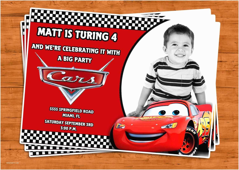 Cars Birthday Invitations Cars Birthday Invitations Free Ideas