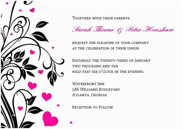 Carte Blanche Design Wedding Invitations Design Wedding Invitations
