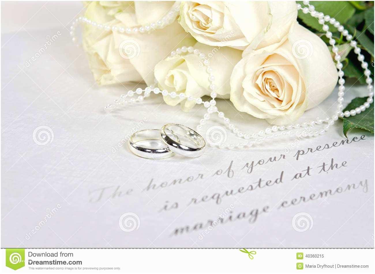 Carte Blanche Design Wedding Invitations White Rose Wedding Invitation White Rose Bouquet and