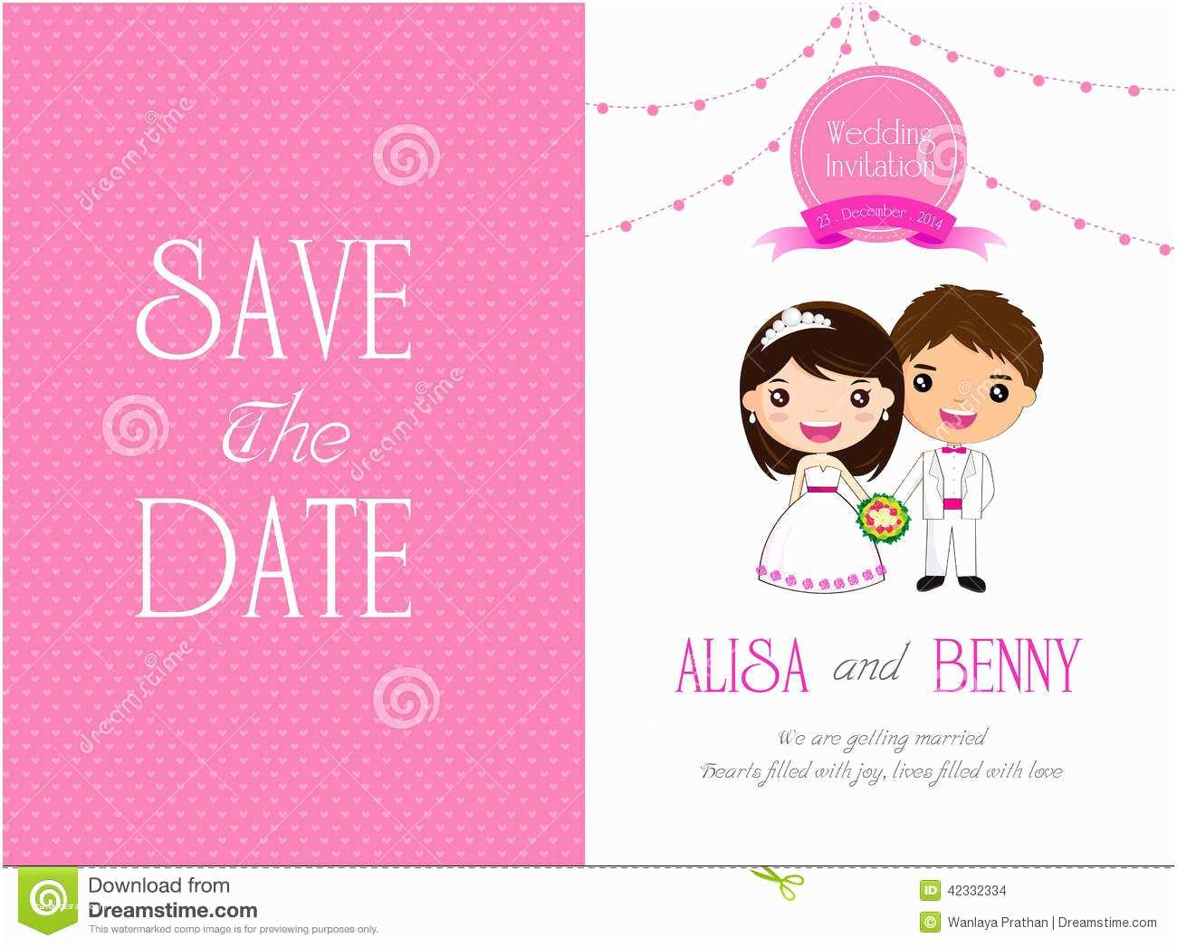 Cartoon Wedding Invitations Online Invitation Archives Page 4 Of 10 Decorating Party