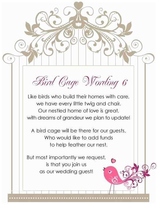 Cash Preferred Wedding Invitation Money Tree Poem Wording Google Search