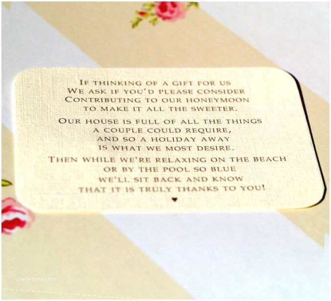 Cash Preferred Wedding Invitation Wedding Invitation Wording for Cash Gifts