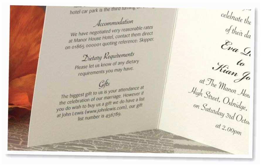 Cash Preferred Wedding Invitation Wedding Invitation Wording Gift