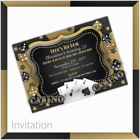 Casino Party Invitations Casino Party Invitations Casino Wow Gold by