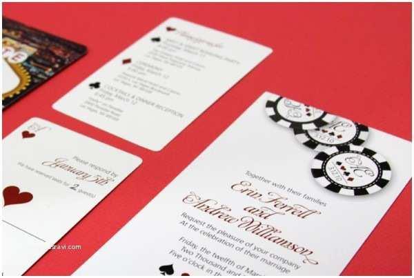 Casino themed Wedding Invitations 5 Unique Wedding theme Ideas for 2016 Nufusion Denver