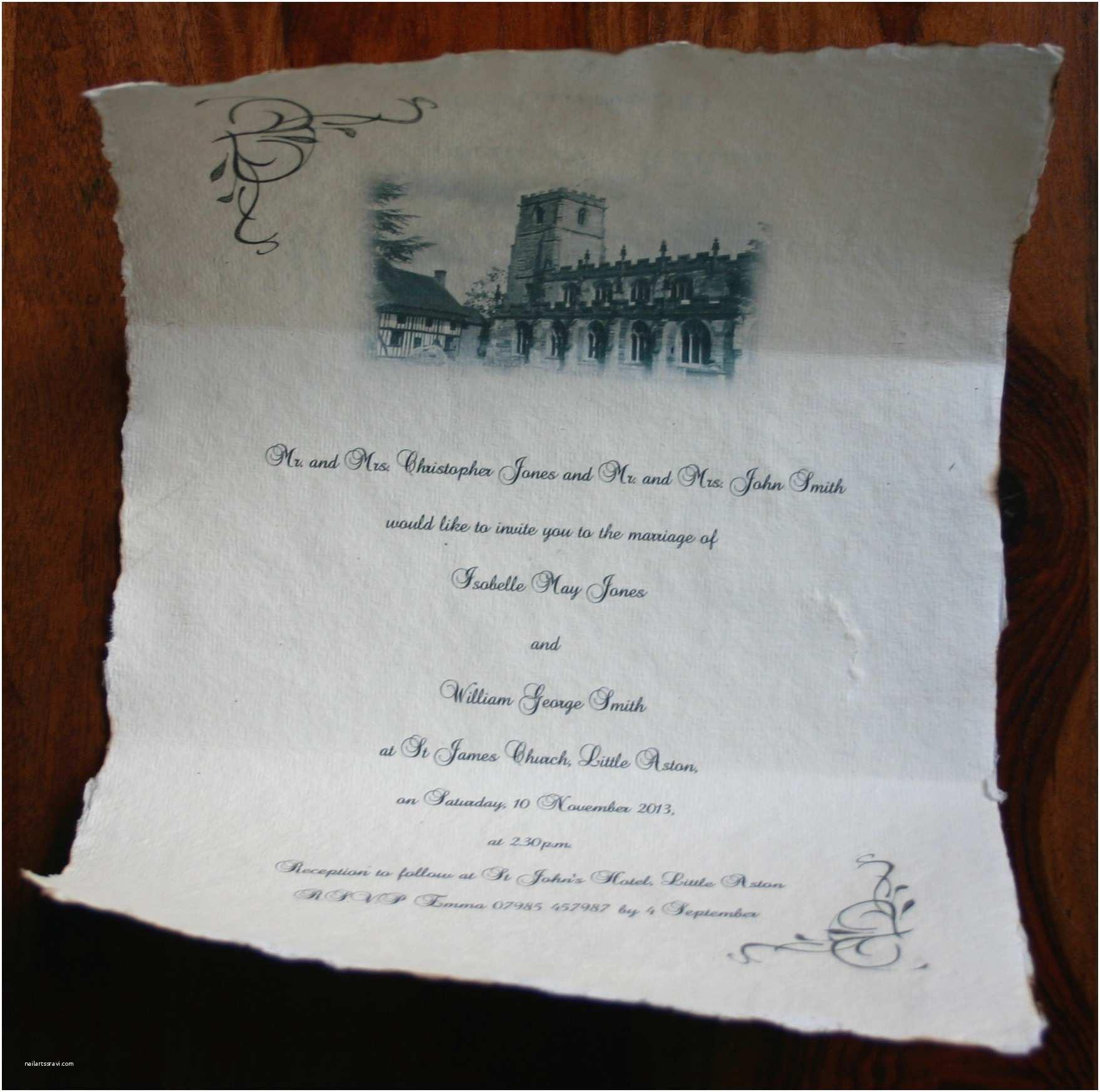Castle Wedding Invitations Castle Wedding Invitations