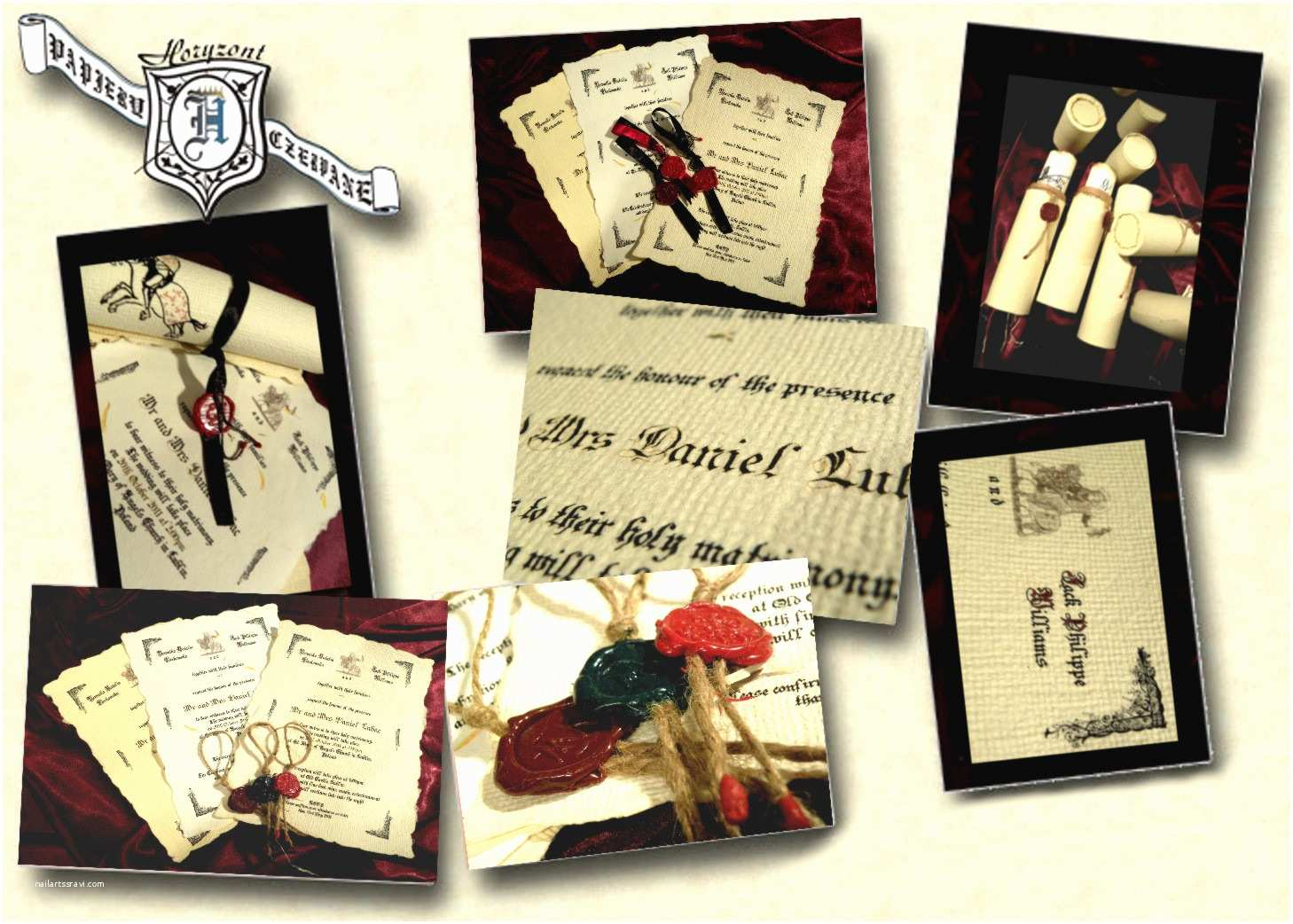 Castle Wedding Invitations Castle Wedding Invitations with Tubes Scroll Of Parchment