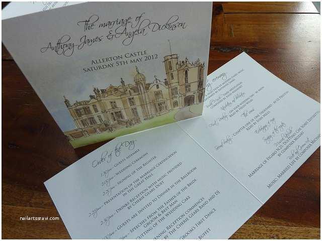 Castle Wedding Invitations Uk Wedding Invitations