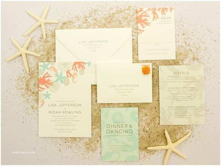 Casual Beach Wedding Invitation Wording 1000 Ideas About Casual Wedding Invitations On Pinterest