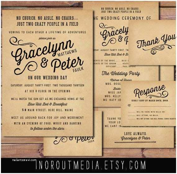 Casual Wedding Invitation Wording 25 Best Ideas About Casual Wedding Invitations On